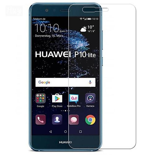 Защитная плёнка для экрана для Huawei P10 Lite Закаленное стекло 1 ед. Защитная пленка для экрана HD / Уровень защиты 9H / 2.5D закругленные углы фото