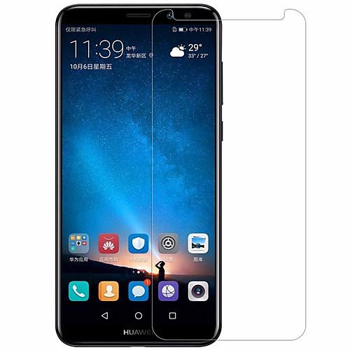 Защитная плёнка для экрана Huawei для Закаленное стекло 1 ед. Защитная пленка для экрана 2.5D закругленные углы Уровень защиты 9H HD 9h прожектор для экрана teclest 98 octa core версии 10 1 защитная пленка для планшета
