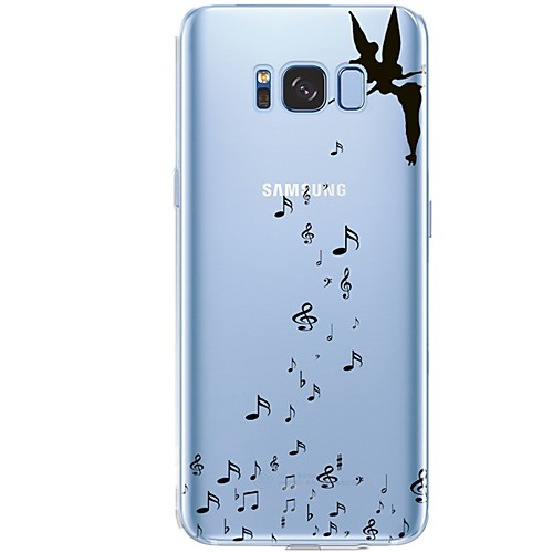 Case For Samsung Galaxy S8 Plus / S8 Pattern Back Cover Sexy Lady / Cartoon Soft TPU for S8 Plus / S8 / S7 edge