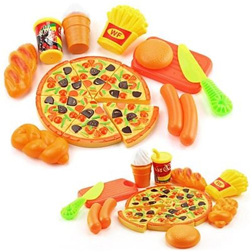 Еда и напитки утонченный Взаимодействие родителей и детей Мягкие пластиковые Детские Мальчики Девочки Игрушки Подарок 1 pcs
