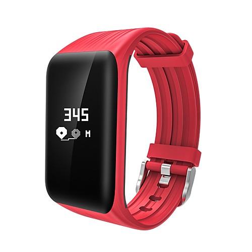 Многофункциональные часы Спортивные часы Smart Датчик для отслеживания сна будильник Сидячий Напоминание Bluetooth 4.0 Android 4.4