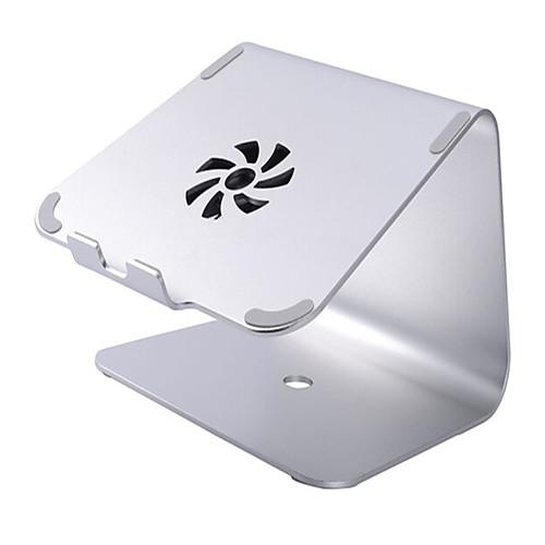 Устойчивый стенд для ноутбука Macbook Другое для ноутбука Подставка с охлаждающим вентилятором Алюминий Macbook Другое для ноутбука