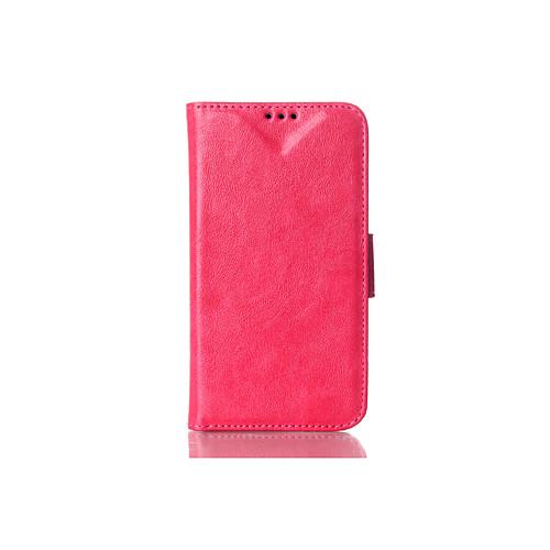 Кейс для Назначение LG G3 G2 со стендом Флип Чехол Сплошной цвет Твердый Кожа PU для LG G4 LG G3 LG G2 чехол для для мобильных телефонов mega lg g3 for lg g3