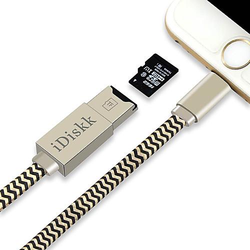 Подсветка Адаптер USB-кабеля Быстрая зарядка Кабель Назначение iPhone 24 cm ПВХ