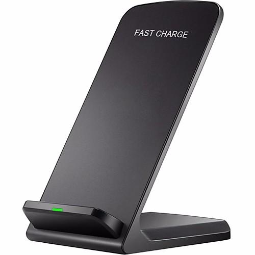 Беспроводное зарядное устройство Телефон USB-зарядное устройство Универсальный Беспроводное зарядное устройство Быстрая зарядка Стенд в зарядное устройство орион pw265