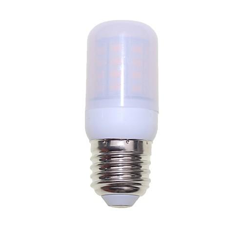 SENCART 1шт 3W 300lm E14 G9 GU10 E26 / E27 B22 LED лампы типа Корн T 40 Светодиодные бусины SMD 5730 Декоративная Тёплый белый Холодный