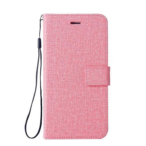 Кейс для Назначение HTC U11 Бумажник для карт Кошелек со стендом Флип Чехол Сплошной цвет Твердый Кожа PU для HTC U11 свеча q20pr u11 применяемость