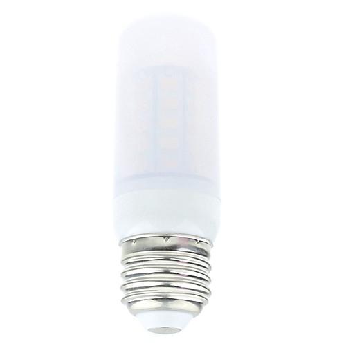 SENCART 1шт 4W 800lm E14 / G9 / B22 LED лампы типа Корн T 36 Светодиодные бусины SMD 5730 Декоративная Тёплый белый / Белый 85-265V / 12V