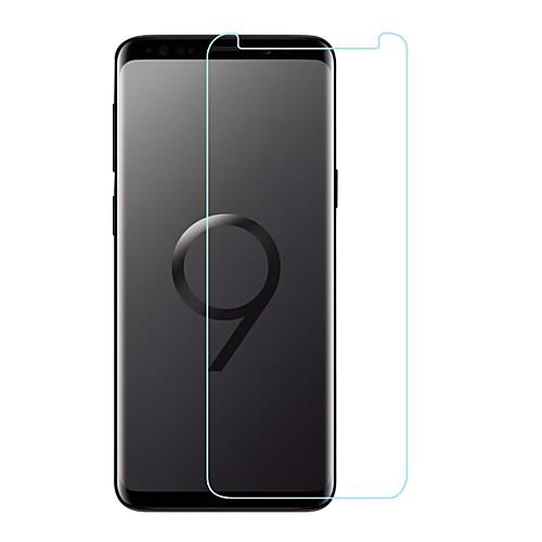 Защитная плёнка для экрана для Samsung Galaxy S9 Plus Закаленное стекло 1 ед. Защитная пленка для экрана Уровень защиты 9H / Защита от царапин