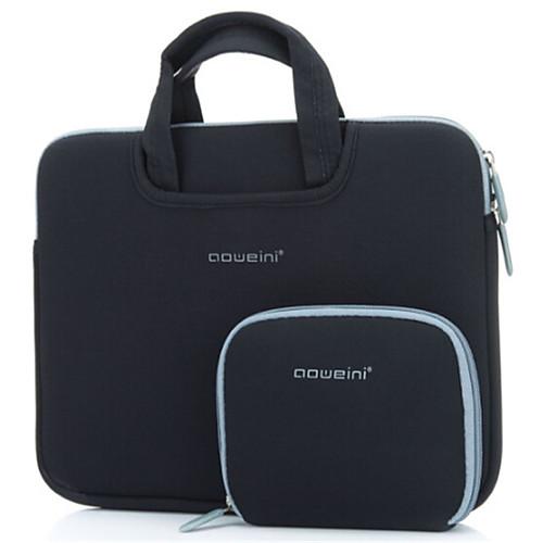 Рукава для Однотонный Полиэстер Новый MacBook Pro 13 / MacBook Air, 13 дюймов / MacBook Pro, 13 дюймов камера для коляски 12 дюймов тушино