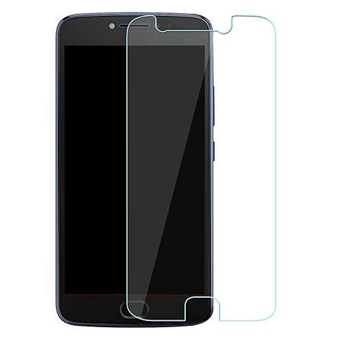 Защитная плёнка для экрана Motorola для Moto E4 Plus Закаленное стекло 1 ед. Защитная пленка для экрана Защита от царапин Уровень защиты защитная пленка для мобильных телефонов motorola x 2 2 x 1 xt1097 0 3 2 5 d
