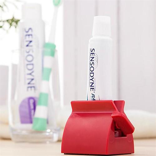 Зубная паста соковыжималка Портативные Modern Мода Пластик 1шт - Инструменты Другие аксессуары для ванной комнаты аксессуары для20игровых приставок