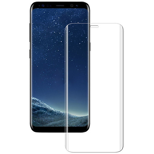 ASLING Screen Protector Samsung Galaxy for S9 Tempered Glass 1 pc Full Body Screen Protector 3D Curved edge Explosion Proof 9H Hardness High