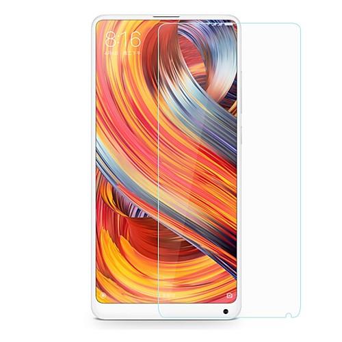 Защитная плёнка для экрана XIAOMI для Xiaomi Mi Max 2 Закаленное стекло 1 ед. Защитная пленка для экрана Защита от царапин Уровень защиты защитная пленка для мобильных телефонов motorola x 2 2 x 1 xt1097 0 3 2 5 d