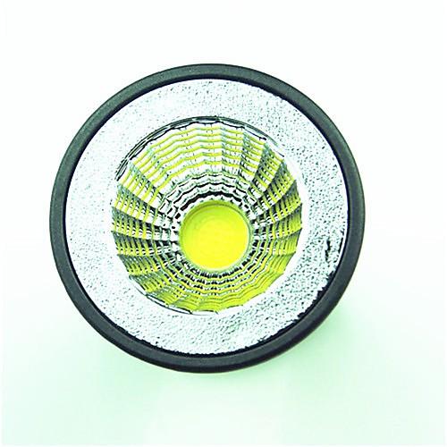 1шт 5.5W 6.5W 600lm GU10 Точечное LED освещение 1 Светодиодные бусины COB Тёплый белый Холодный белый 220-240V