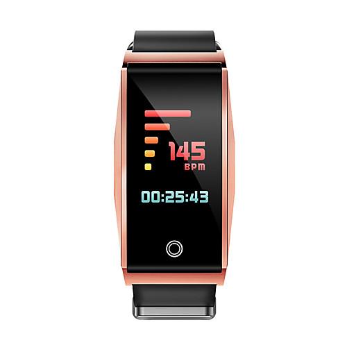 Смарт Часы для iOS / Android Пульсомер / Измерение кровяного давления / Информация / Контроль камеры / Контроль APP / Напоминание о звонке / Датчик для отслеживания сна / Сидячий Напоминание
