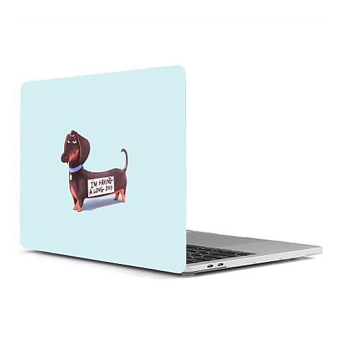 MacBook Кейс С собакой пластик для Новый MacBook Pro 15 / Новый MacBook Pro 13 / MacBook Pro, 15 дюймов