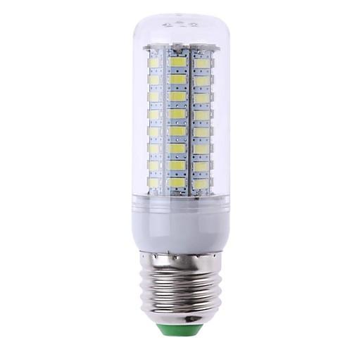 SENCART 1шт 7W 1200lm E14 / G9 / GU10 LED лампы типа Корн T 72 Светодиодные бусины SMD 5730 Декоративная Тёплый белый / Холодный белый цена