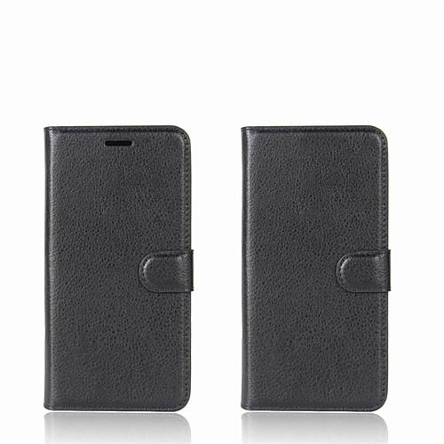 Кейс для Назначение Xiaomi Redmi 5A Mi Mix Бумажник для карт Кошелек со стендом Флип Чехол Сплошной цвет Твердый Кожа PU для Redmi Note xiaomi
