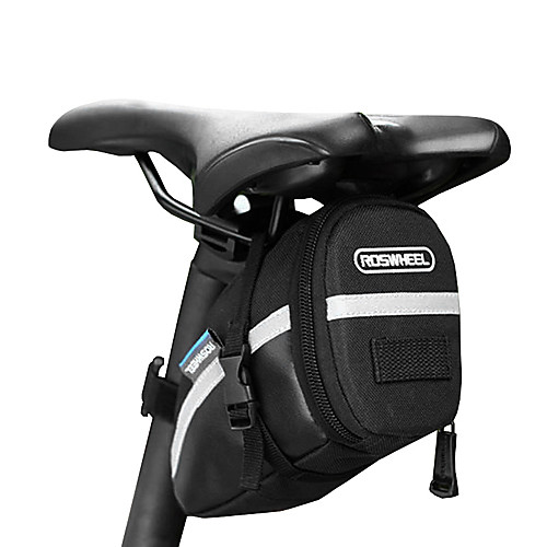ROSWHEEL Велосумка/бардачок Сумки на багажник велосипеда Пригодно для носки Велосумка/бардачок Полиэстер Велосумка Велосипедный спорт /