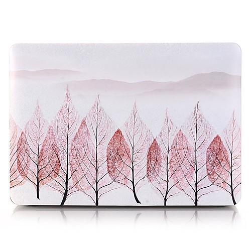 MacBook Кейс Деревья / листья пластик для Новый MacBook Pro 15 / Новый MacBook Pro 13 / MacBook Pro, 15 дюймов