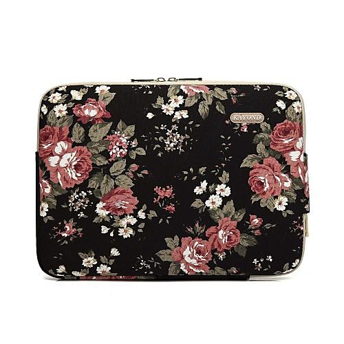 Рукава Цветы холст для Новый MacBook Pro 15