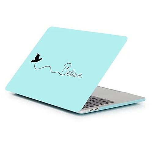 MacBook Кейс Слова / выражения пластик для Новый MacBook Pro 15 / Новый MacBook Pro 13 / MacBook Pro, 15 дюймов