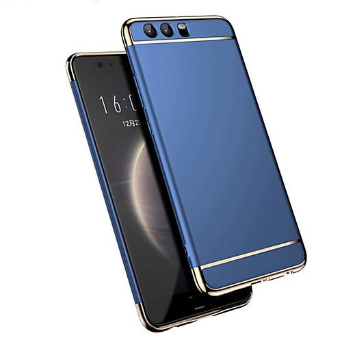 Кейс для Назначение Huawei P20 Pro P20 Покрытие Матовое Кейс на заднюю панель Однотонный Твердый ПК для Huawei P20 lite Huawei P20 Pro смартфон huawei смартфон huawei p20 pro полночный синий