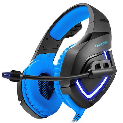 K1B Проводное Накладные наушники Назначение PS4 , Накладные наушники ABS 1 pcs Ед. изм