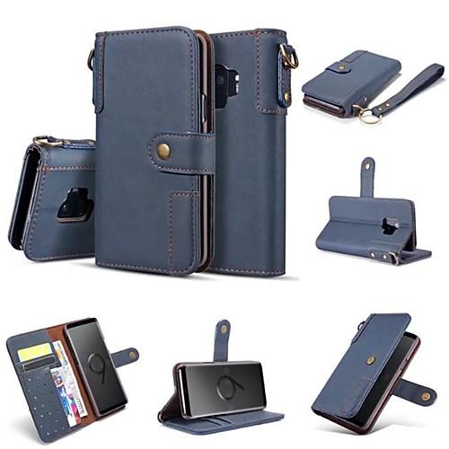 Кейс для Назначение SSamsung Galaxy S9 S9 Plus Бумажник для карт Кошелек Флип Чехол Однотонный Твердый Кожа PU для S9 Plus S9 S8 Plus S8 cooling fan replacement d12bm 12d 4 pin connector pwm 12038 12v 2 3a 6000rpm for antminer bitmain s7 s9 useful