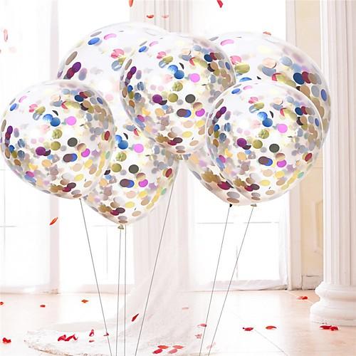 Надувные шарики 10 шт. Прозрачный День рождения День рождения Сфера роман сенчин день рождения