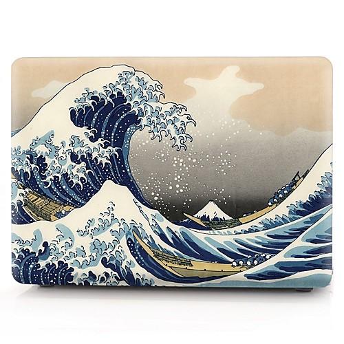 MacBook Кейс Масляный рисунок пластик для Новый MacBook Pro 15 / Новый MacBook Pro 13 / MacBook Pro, 15 дюймов