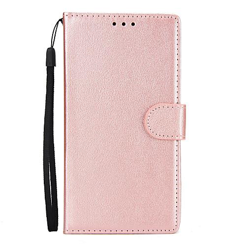Кейс для Назначение Xiaomi Redmi Примечание 5A Redmi Note 4X Бумажник для карт Кошелек со стендом Флип Чехол Однотонный Твердый Кожа PU защитный чехол для xiaomi redmi 4x