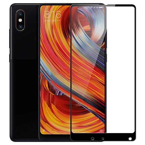 Защитная плёнка для экрана XIAOMI для Xiaomi Mi Mix 2S Закаленное стекло 2 штs Защитная пленка на всё устройство Защита от царапин защитная пленка для мобильных телефонов motorola x 2 2 x 1 xt1097 0 3 2 5 d