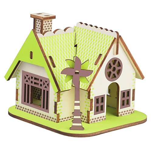 Деревянные пазлы Пазлы и логические игры Пейзаж Мода Классика Мода Новый дизайн профессиональный уровень Фокусная игрушка Стресс и логические игрушки