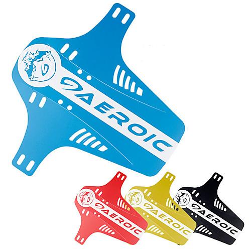 Велосипедные крылья Шоссейный велосипед Горный велосипед Пластик - 2pcs Золотой Черный Красный Синий велосипед