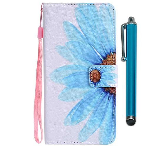 Кейс для Назначение SSamsung Galaxy S9 S9 Plus Бумажник для карт Кошелек со стендом Флип Магнитный Чехол Цветы Твердый Кожа PU для S9 стилусы
