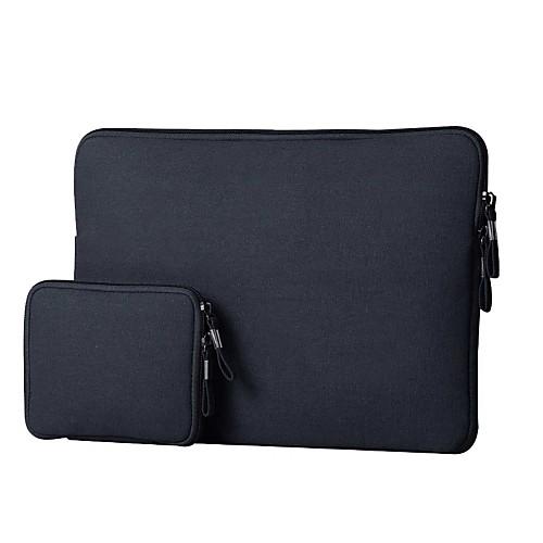 Рукава для Однотонный холст MacBook Pro, 15 дюймов / MacBook Air, 13 дюймов / MacBook Pro, 13 дюймов камера для коляски 12 дюймов тушино