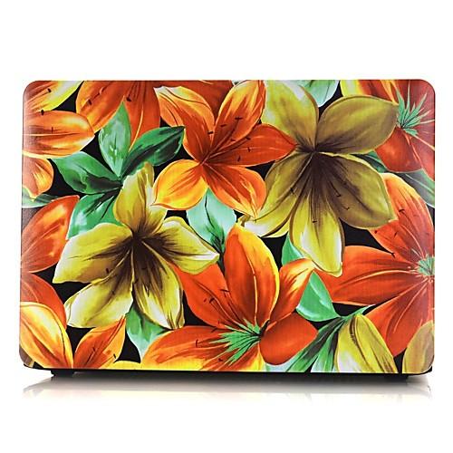 MacBook Кейс для Цветы пластик Новый MacBook Pro 15 Новый MacBook Pro 13 MacBook Pro, 15 дюймов MacBook Air, 13 дюймов MacBook Pro, 13
