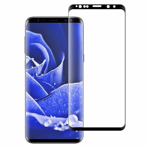 Защитная плёнка для экрана для Samsung Galaxy S8 Plus / S8 Закаленное стекло 1 ед. Защитная пленка для экрана 3D закругленные углы / оригинальный samsung galaxy s8 s8 plus nillkin 3d ap pro полноэкранный экранный протектор экрана