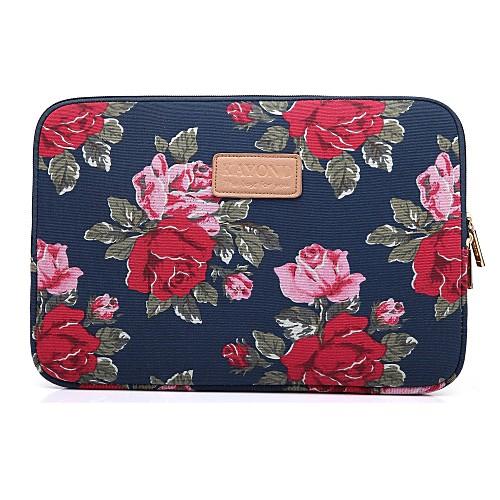 Рукава для Цветы холст Новый MacBook Pro 15 Новый MacBook Pro 13 MacBook Pro, 15 дюймов MacBook Air, 13 дюймов MacBook Pro, 13 дюймов