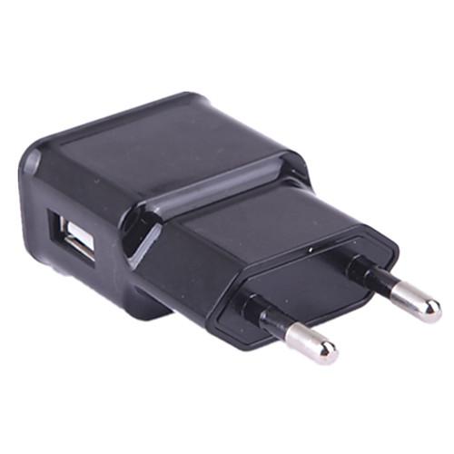 Portable Charger USB Charger EU Plug 1 USB Port 1 A DC 5V for