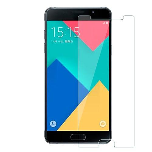 Защитная плёнка для экрана для Samsung Galaxy A5(2016) Закаленное стекло 1 ед. Защитная пленка для экрана Уровень защиты 9H / Защита от царапин фото
