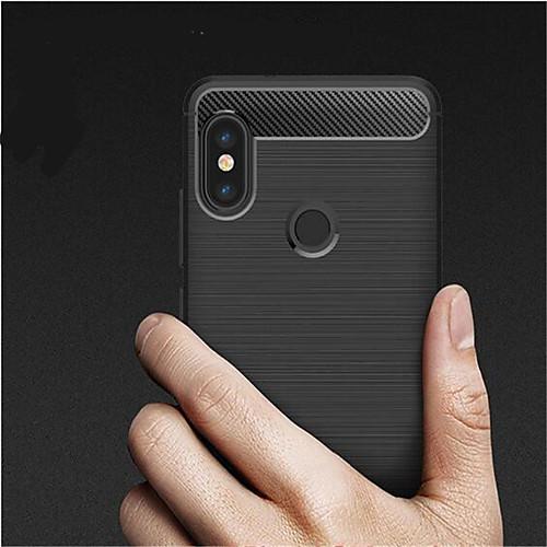 Кейс для Назначение Huawei P20 lite / P20 Ультратонкий Кейс на заднюю панель Однотонный Мягкий ТПУ для Huawei P20 lite / Huawei P20 Pro / кейс для назначение huawei p20 pro p20 lite своими руками кейс на заднюю панель единорогом мягкий тпу для huawei p20 huawei p20 pro huawei p20 lite