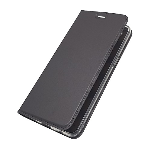 Кейс для Назначение OnePlus OnePlus 5T 5 Бумажник для карт со стендом Флип Чехол Однотонный Твердый Кожа PU для OnePlus 6 One Plus 5 чехол для для мобильных телефонов oem oneplus 1 oneplus oneplus one