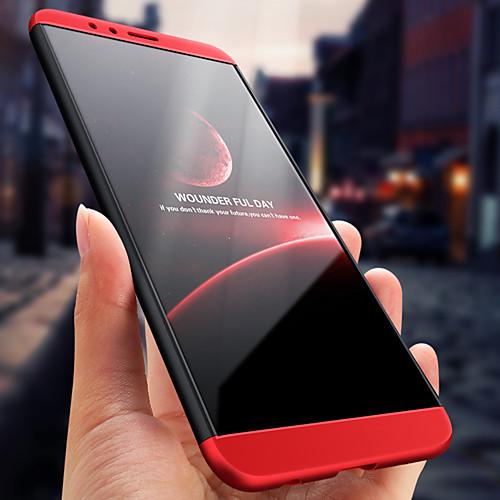 Кейс для Назначение Huawei Honor 9 Lite Honor 7X Матовое Кейс на заднюю панель Однотонный Твердый ПК для Huawei Honor 9 Lite Honor 9 сотовый телефон huawei honor 8 pro black