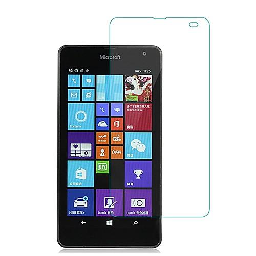 Защитная плёнка для экрана Nokia для Nokia Lumia 535 PET 1 ед. Защитная пленка для экрана Защита от царапин Ультратонкий Взрывозащищенный защитная пленка для мобильных телефонов 6 x hd microsoft nokia lumia 535