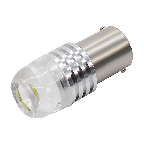 SO.K 2pcs 1156 Мотоцикл / Автомобиль Лампы 3W Интегрированный LED 600lm 1 Светодиодная лампа Противотуманные фары / Фары дневного света / цена