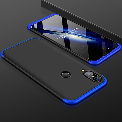 Кейс для Назначение Huawei P20 lite / P20 Pro Матовое Кейс на заднюю панель Однотонный Твердый ПК для Huawei P20 lite / Huawei P20 Pro / смартфон huawei смартфон huawei p20 pro полночный синий