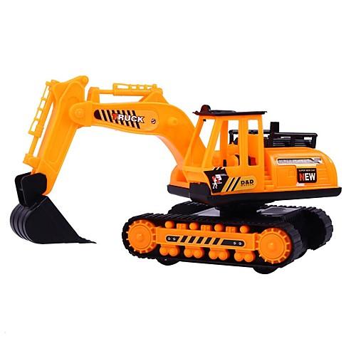 Строительная техника Игрушечные грузовики и строительная техника 1: 8 моделирование / Взаимодействие родителей и детей пластик 1pcs Дети